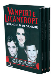 Vampiri e Licantropi - Triangolo di sangue-0