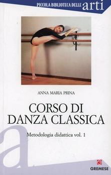 Corso di danza classica volume 1