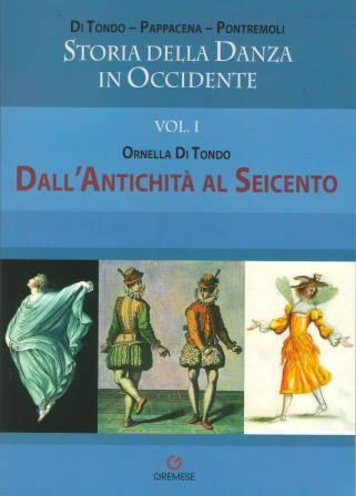 Storia della danza in Occidente vol. 1-0