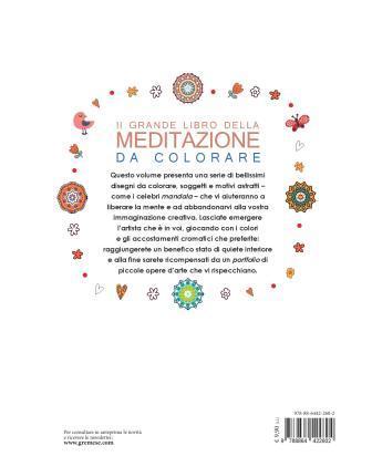 Il grande libro della meditazione da colorare-2192