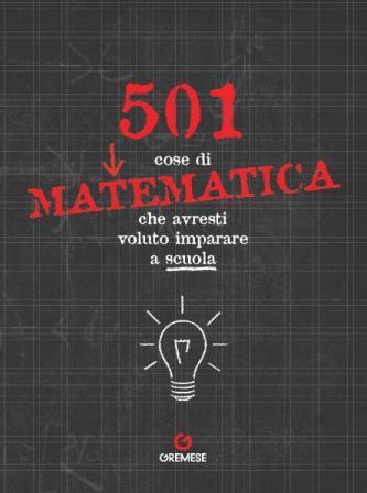 501 cose di matematica-0