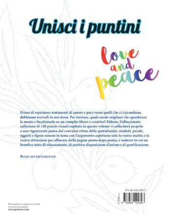 Unisci i puntini - Love and peace-2269