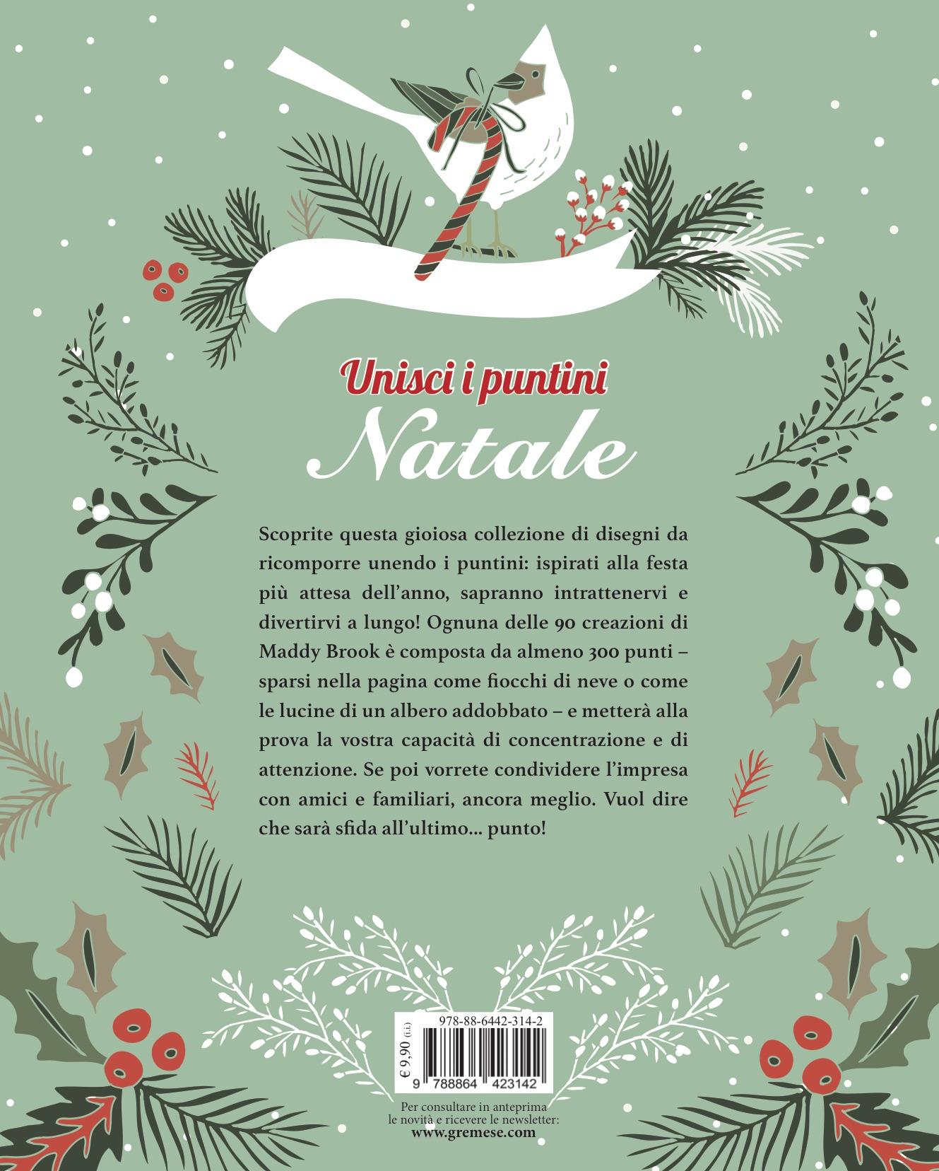 Disegni Di Natale Da Unire Con I Puntini.Unisci I Puntini Natale Gremese Libreria