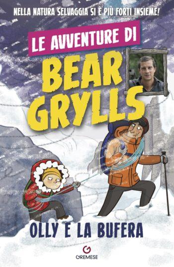 olly e la bufera bear grylls