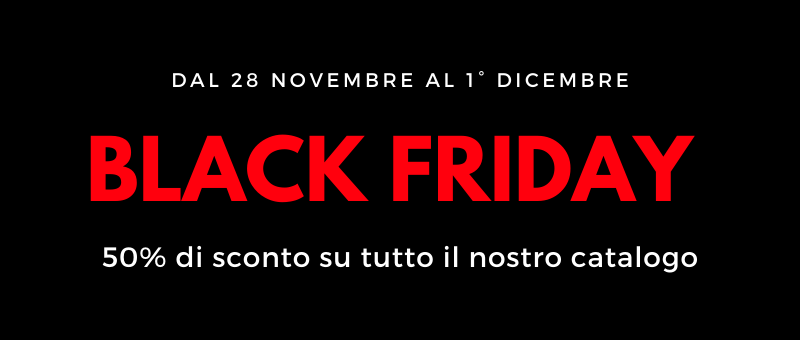 black friday libri gremese