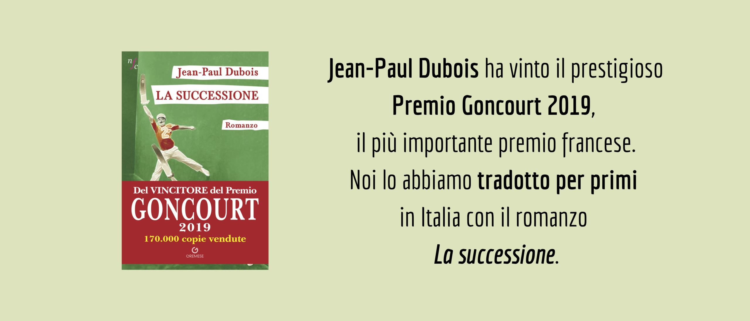 premio goncourt dubois