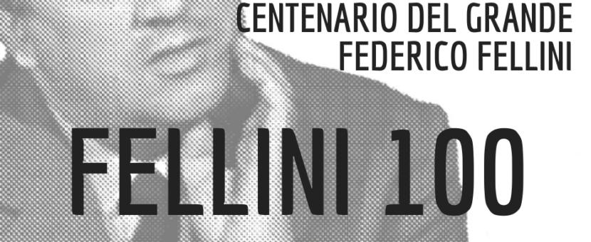 Centenario di Fellini