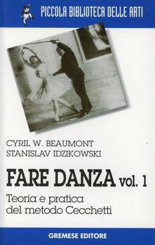 Fare danza volume 1