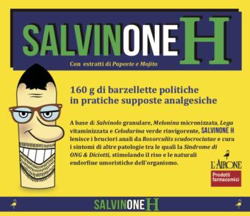 Salvinone H