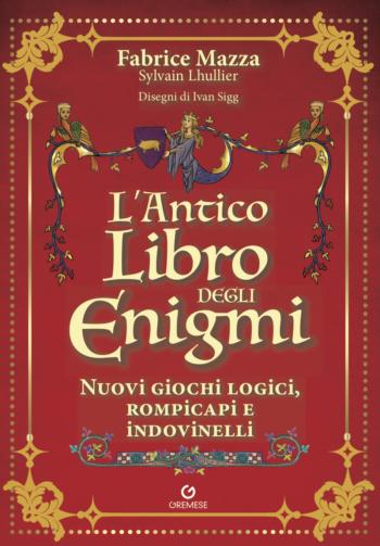 L'Antico Libro degli Enigmi copertina